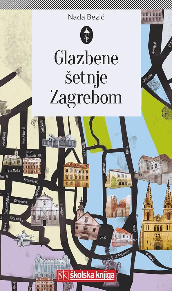 Glazbene šetnje Zagrebom