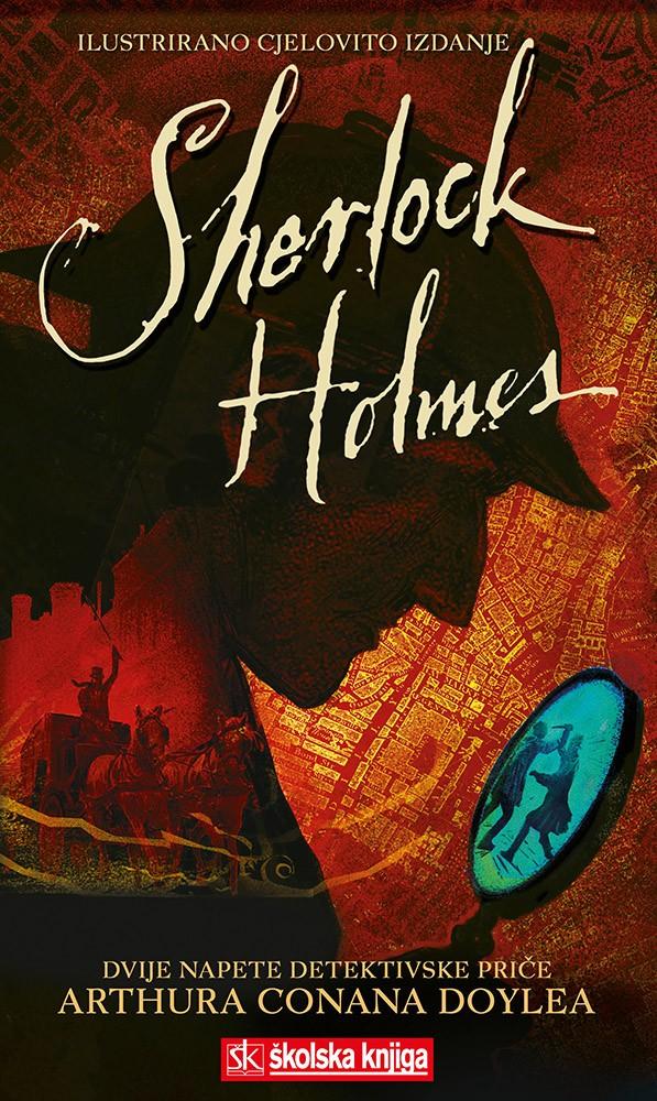 Sherlock Holmes - Dvije napete detektivske priče