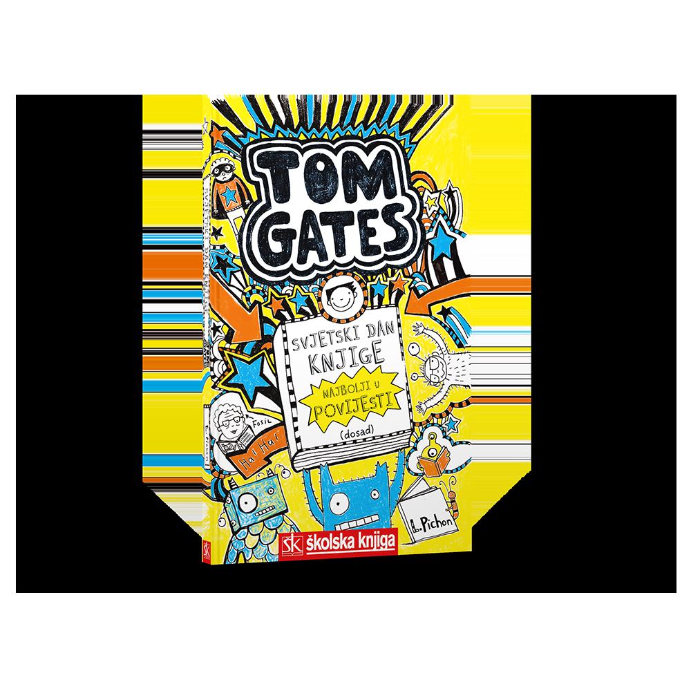 Tom Gates – Svjetski dan knjige – Najbolji u povijesti (dosad)