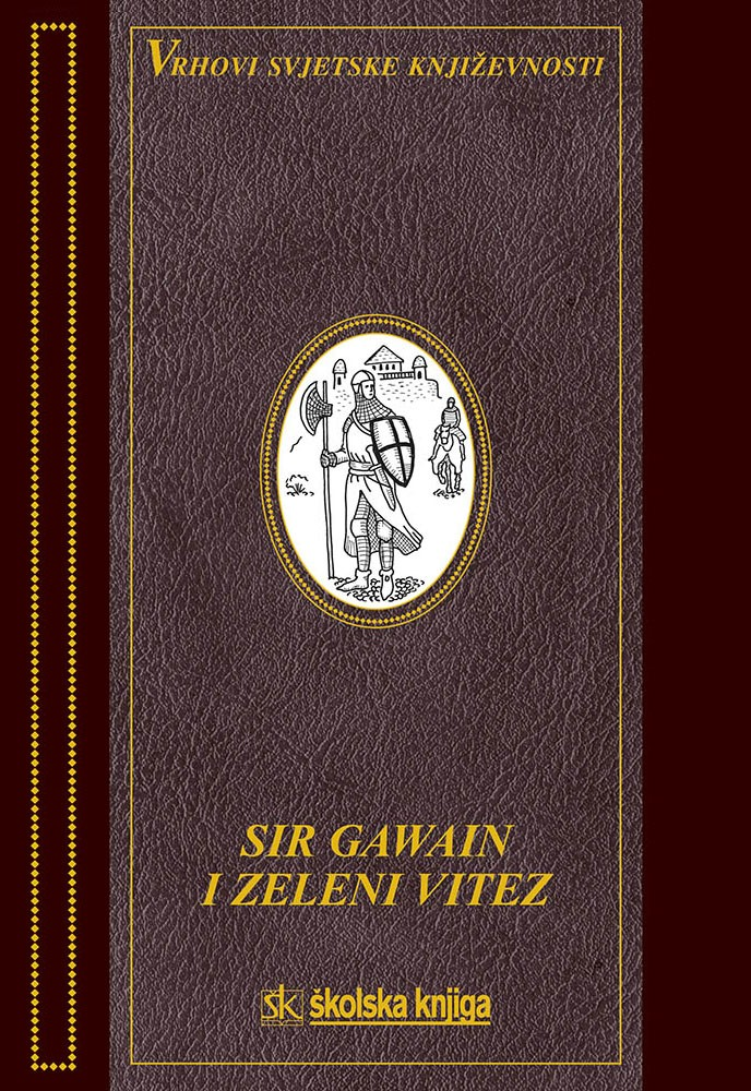 Sir Gawain; Zeleni vitez
