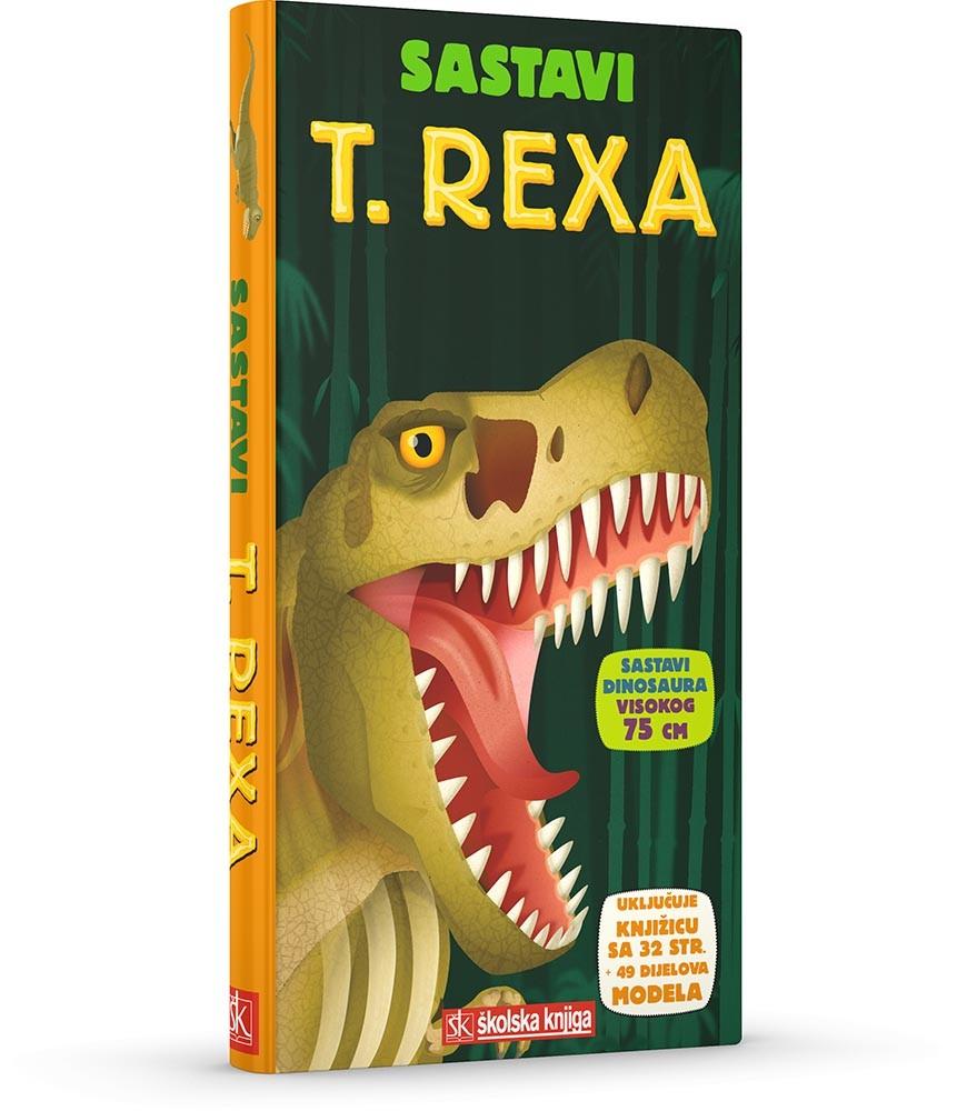 Sastavi T. rexa