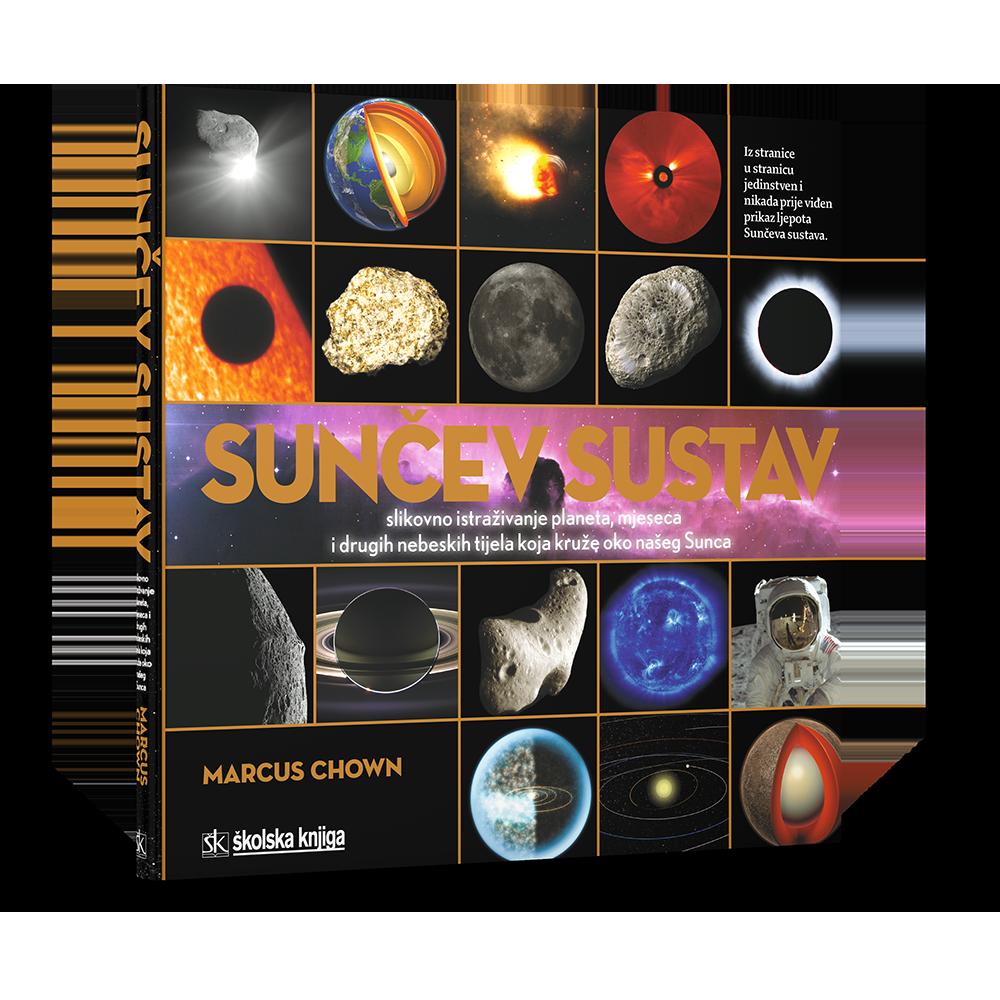 Sunčev sustav - slikovno istraživanje planeta, mjeseca i drugih nebeskih tijela koja kruže oko našeg Sunca