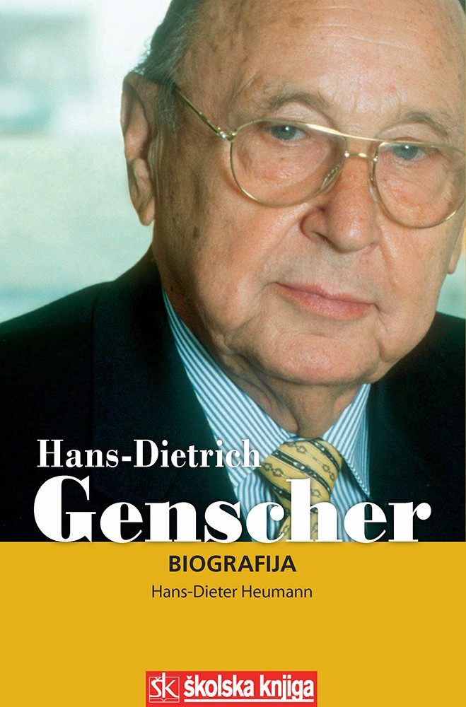 Hans-Dietrich Genscher - Biografija
