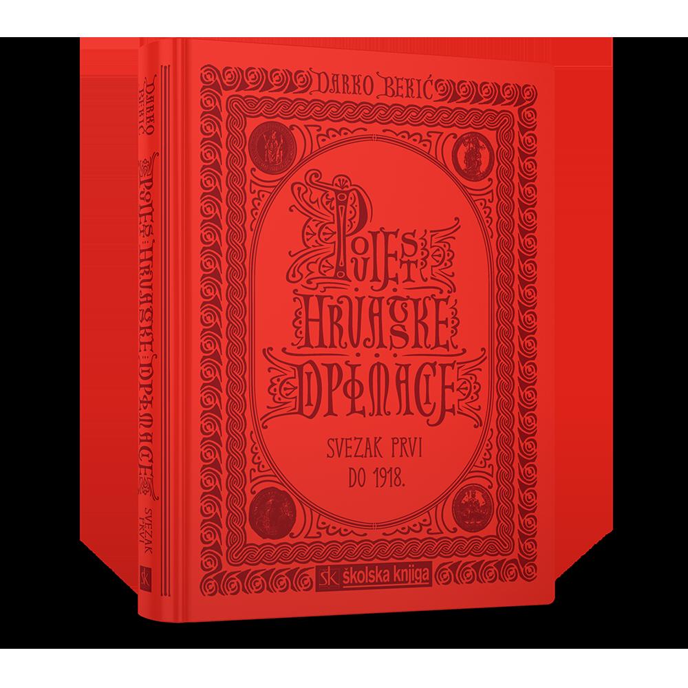 Povijest hrvatske diplomacije (do 1918.), svezak 1