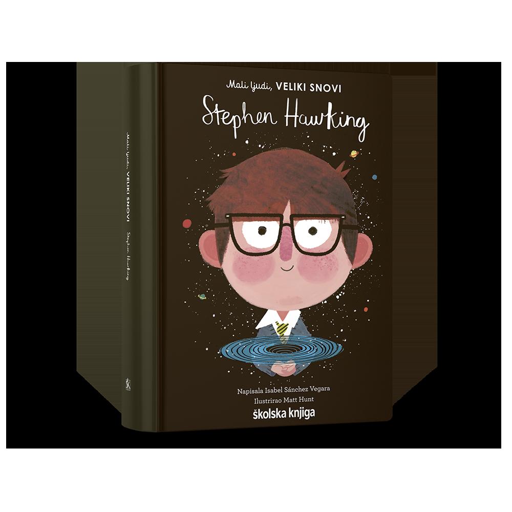 Stephen Hawking - iz serije Mali ljudi, VELIKI SNOVI