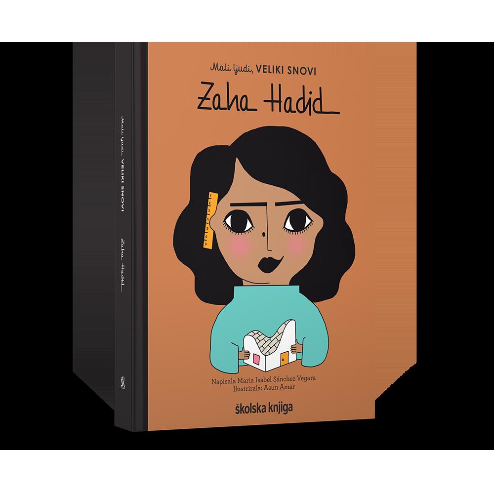 Zaha Hadid - iz serije Mali ljudi, VELIKI SNOVI