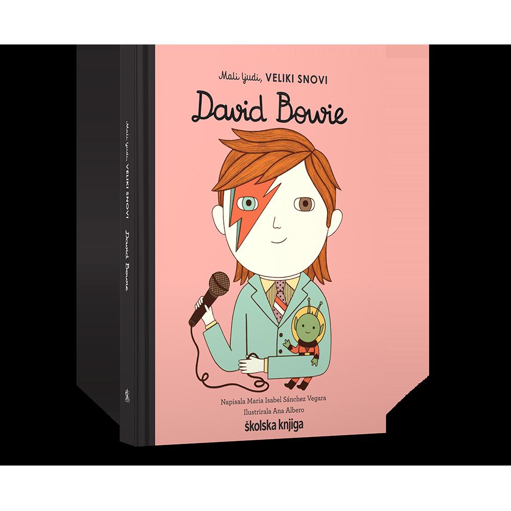 David Bowie - iz serije Mali ljudi, VELIKI SNOVI