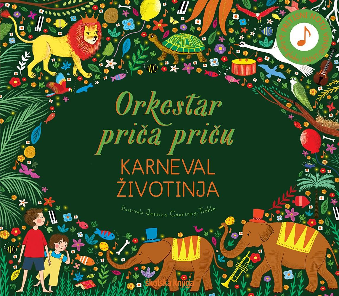 Orkestar priča priču - Karneval životinja