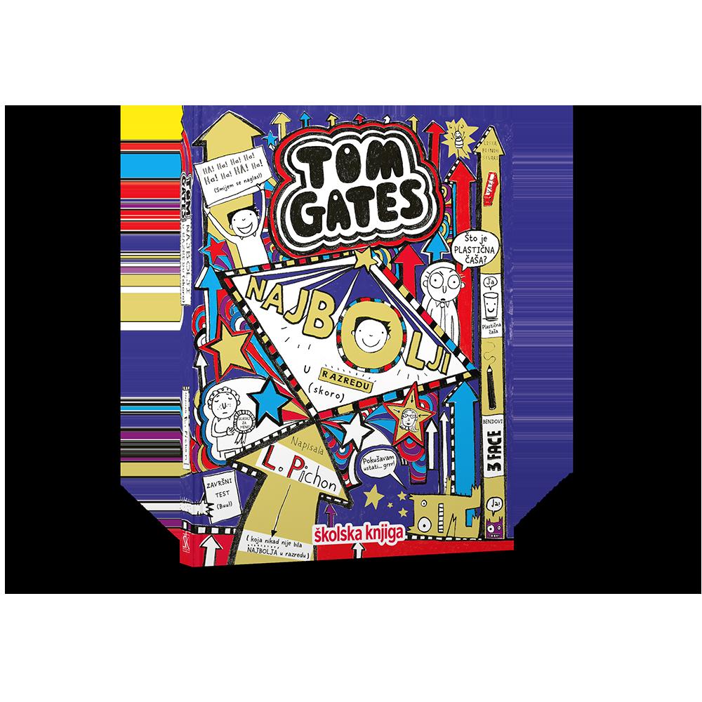 Tom Gates – Najbolji u razredu, 9. knjiga