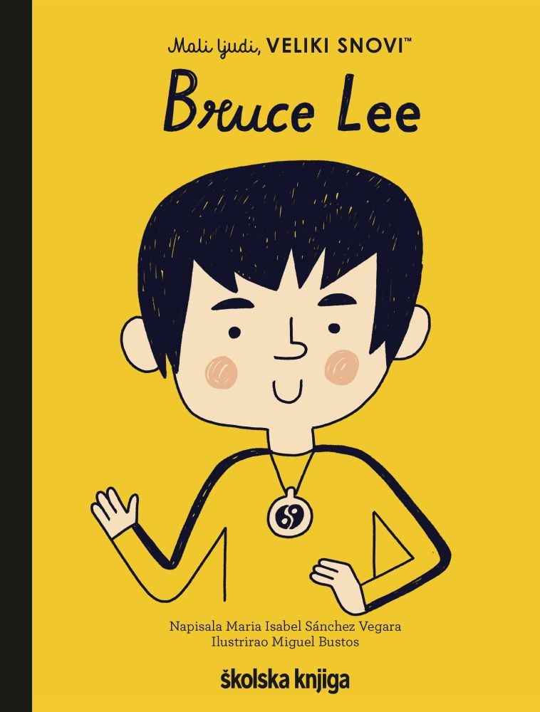 Bruce Lee - iz serije Mali ljudi, VELIKI SNOVI!