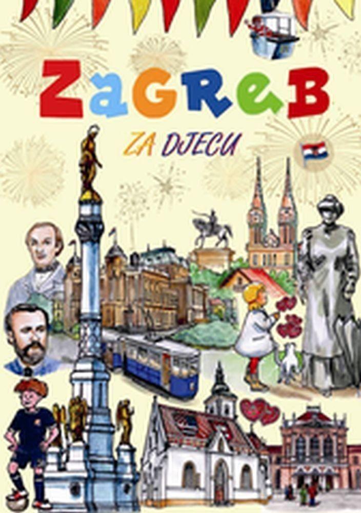 Zagreb za djecu (izdanje na njemačkom jeziku)