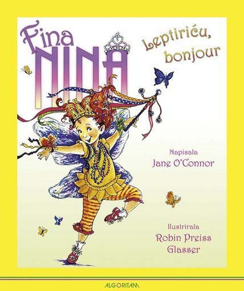 FINA NINA - Leptiriću Bonjour
