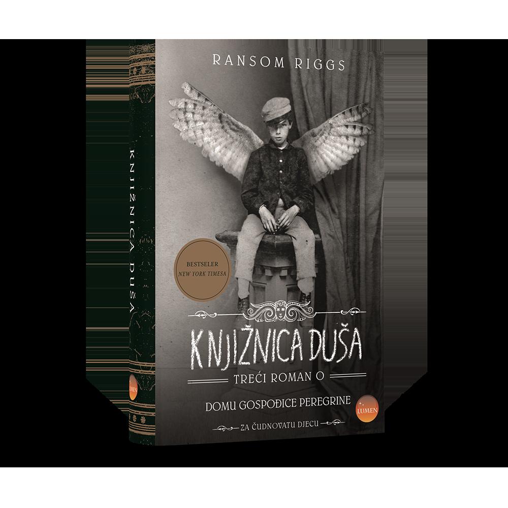 Knjižnica duša - Treći roman o Domu gospođice Peregrine za čudnovatu djecu