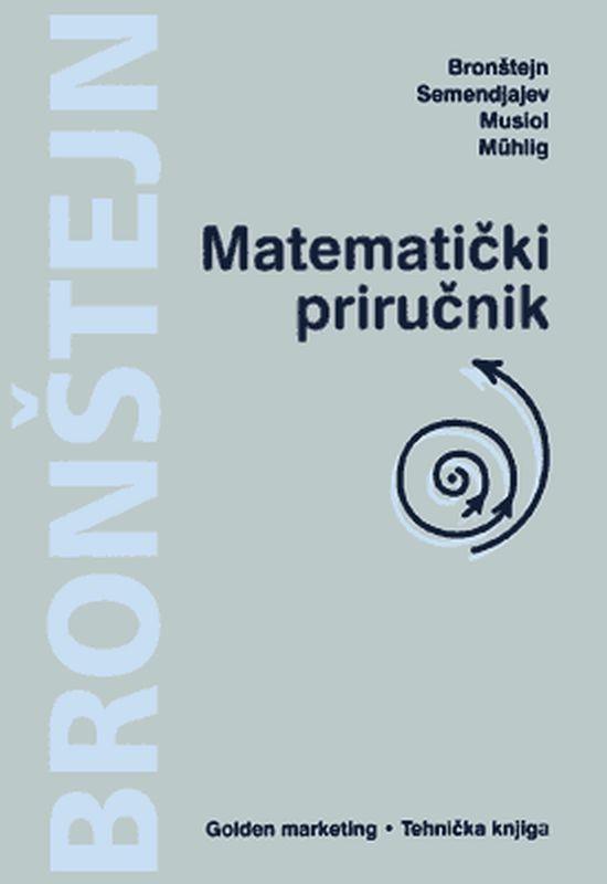 Matematički priručnik