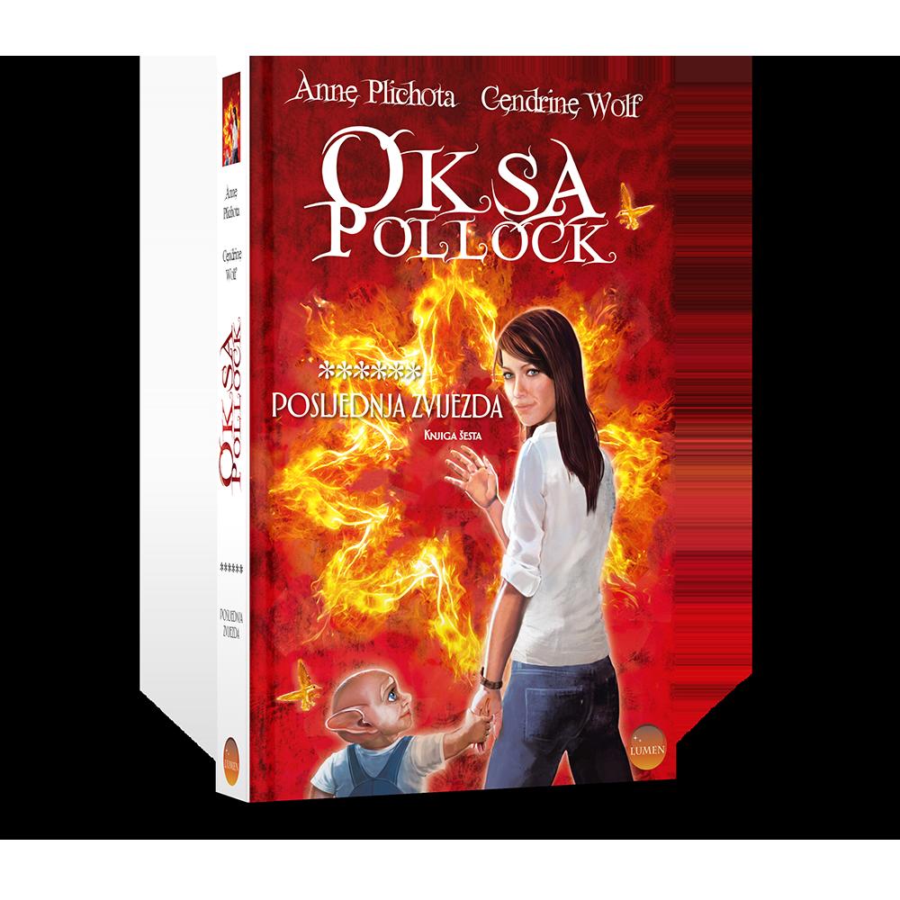 Oksa Pollock - Posljednja zvijezda, 6. knjiga
