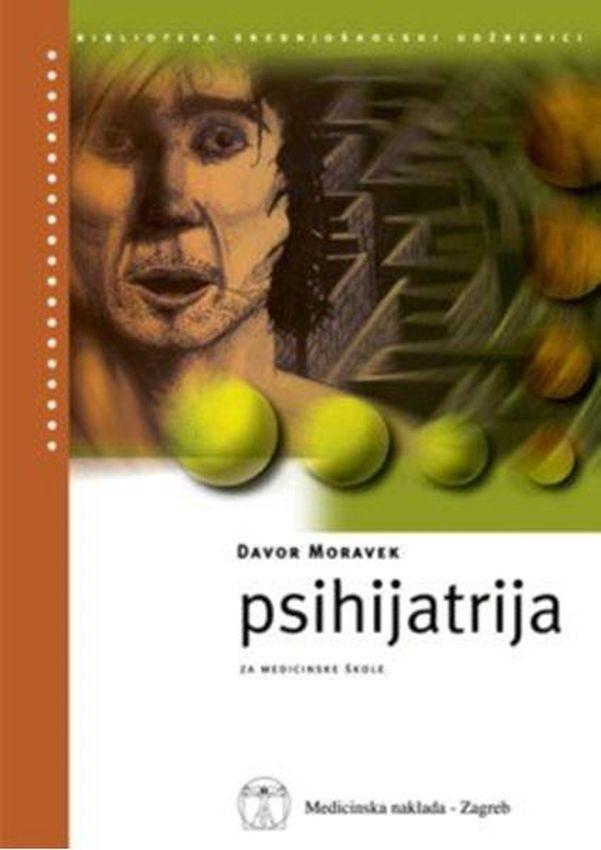 Psihijatrija, udžbenik za srednje medicinske škole