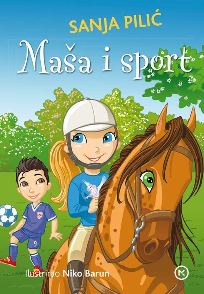 Maša i sport