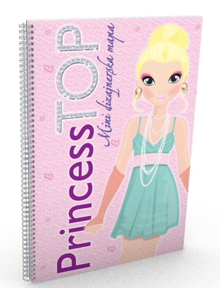 Princess Top - mini dizajnerska mapa