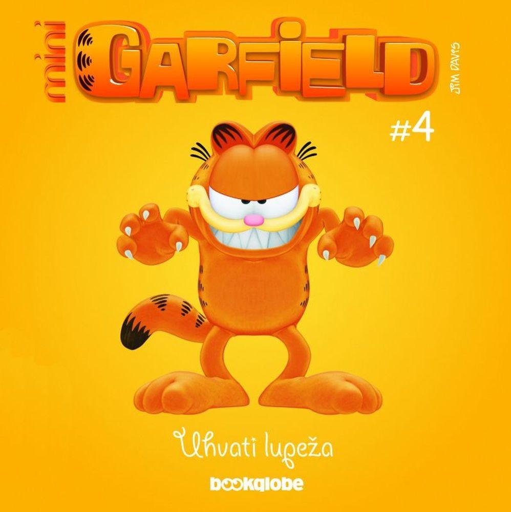 Garfield mini tvrdi uvez 4 - Uhvati lupeža