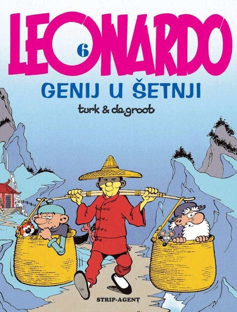 Leonardo 6: Genij u šetnji