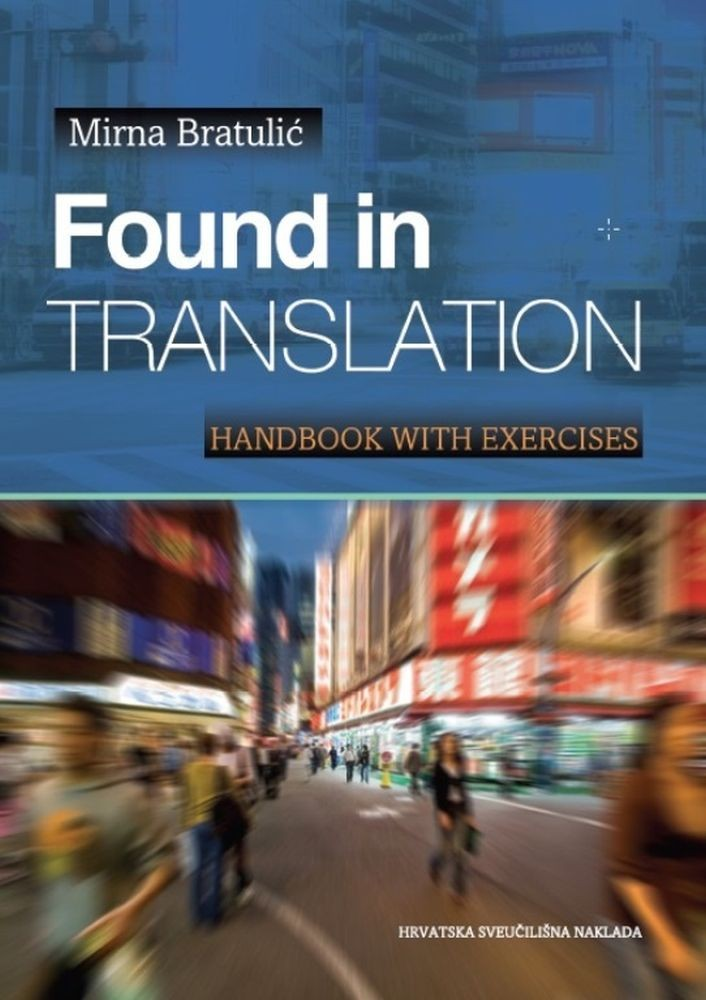 Found in Translation: Handbook with Exercises
