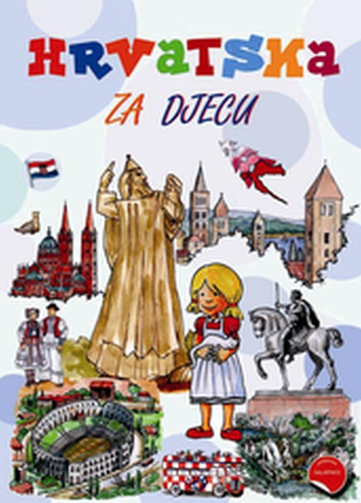 Slikovnica Hrvatska za djecu