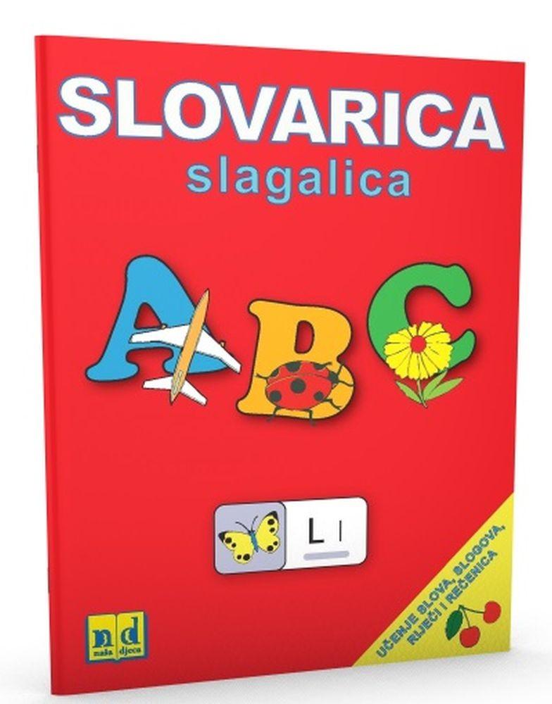 Slovarica - Slagalica ABC
