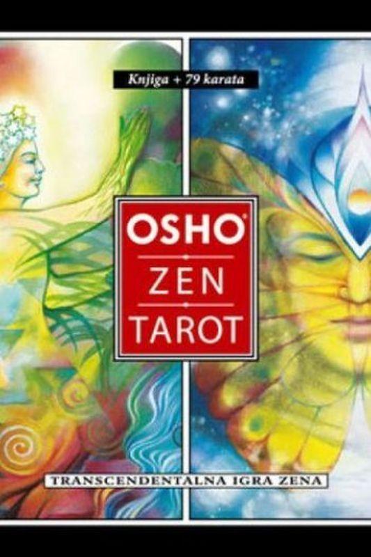 OSHO ZEN TAROT (knjiga + 79 karata)