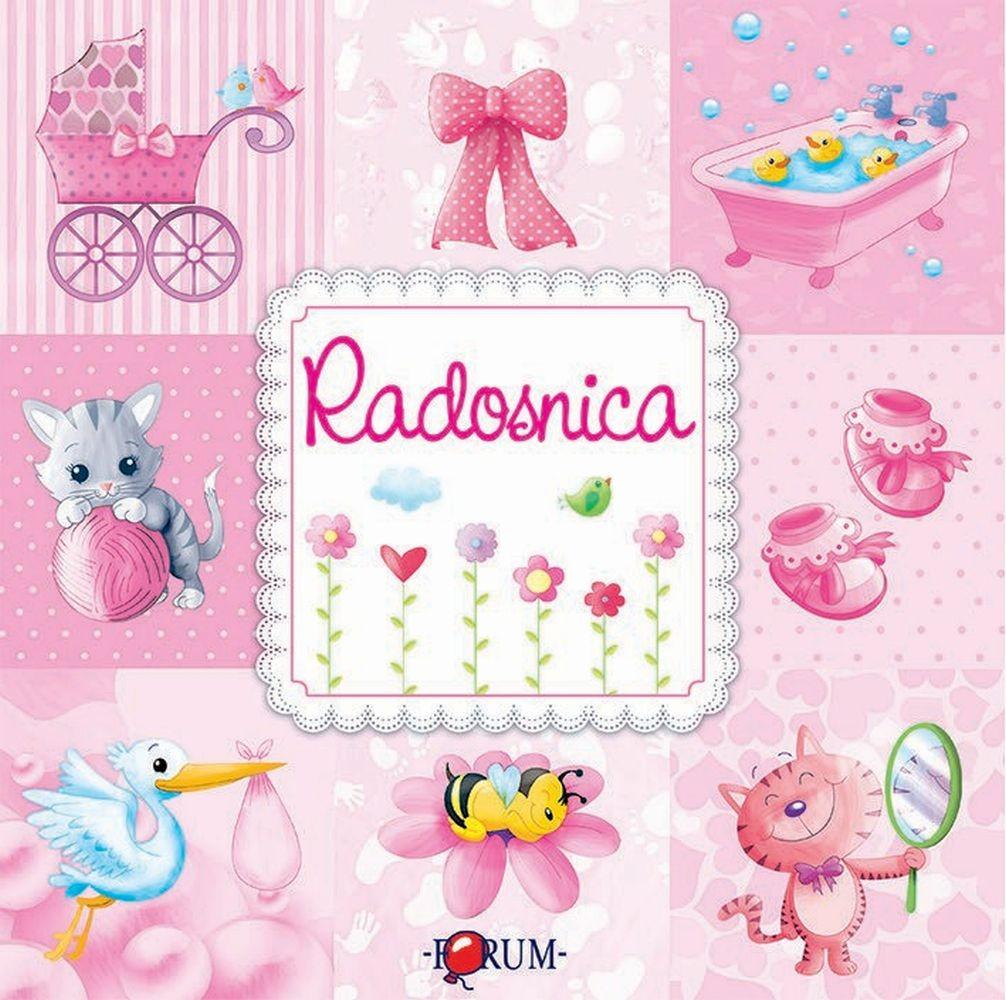 Radosnica za bebe, roza