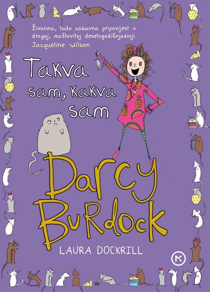 Darcy Burdock - Takva sam, kakva sam