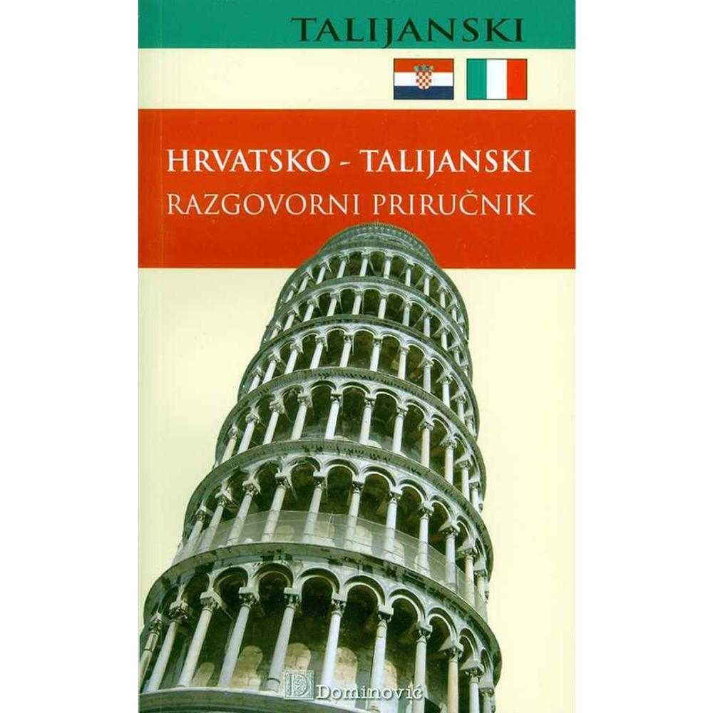 Hrvatsko talijanski razgovorni rječnik
