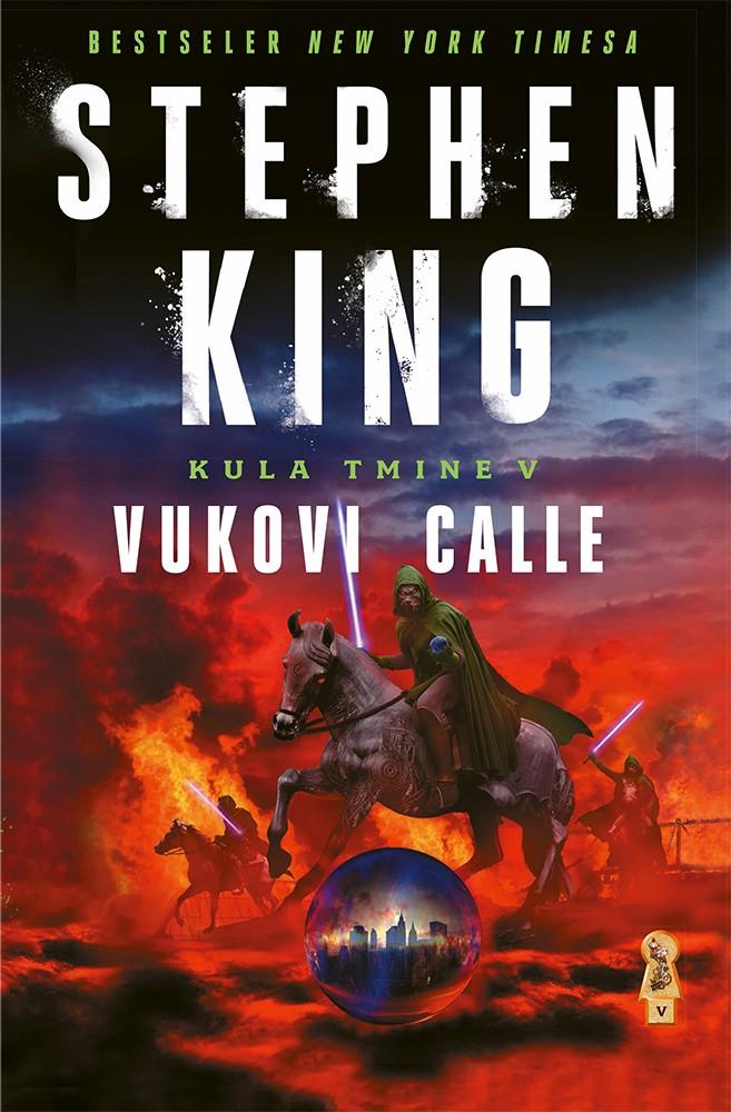 Kula tmine V. - Vukovi Calle - U prednarudžbi do 1. lipnja!