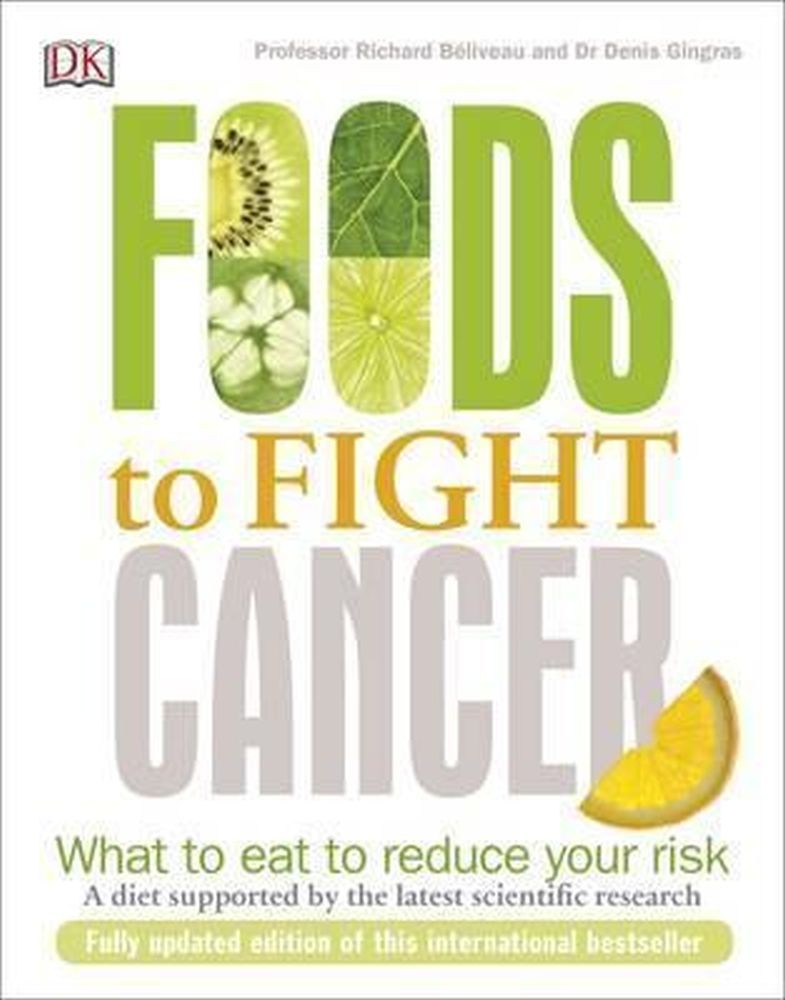 Foods to Fight Cancer: What to Eat to Reduce your Risk