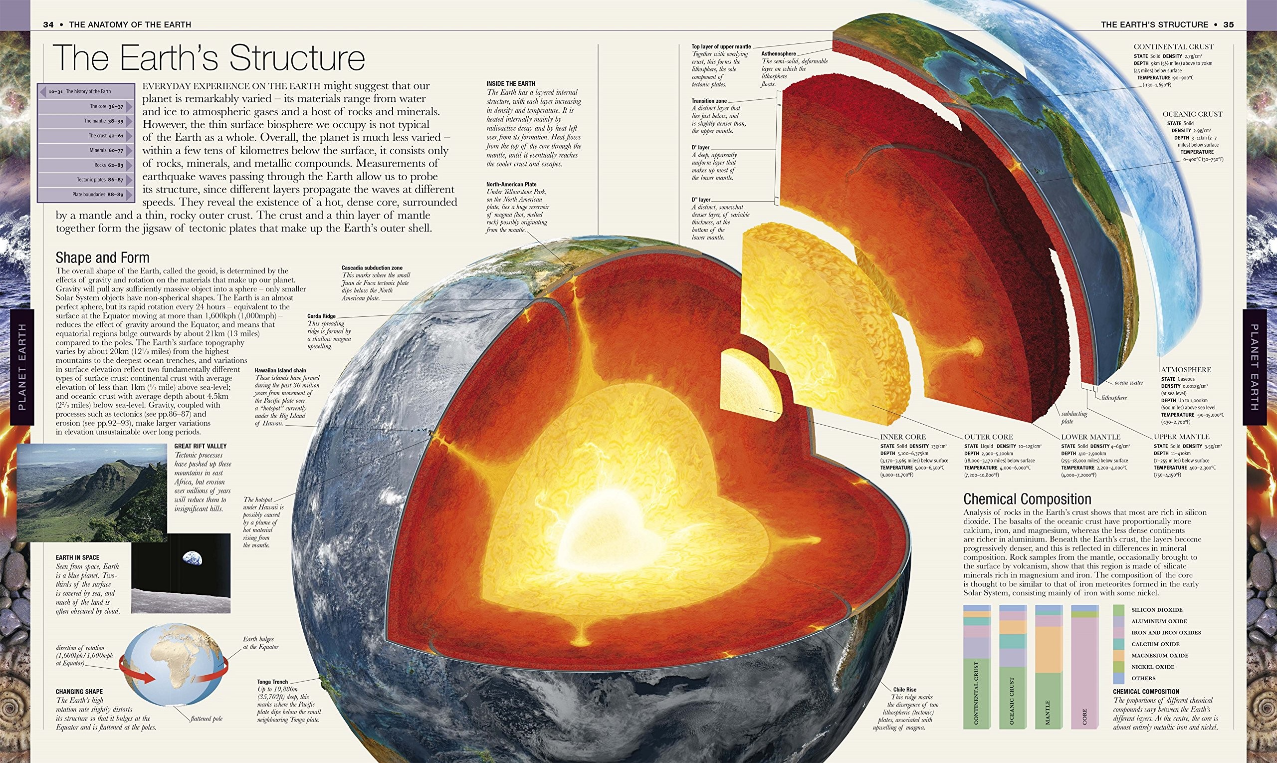 Earth: The Definitive Visual Guide