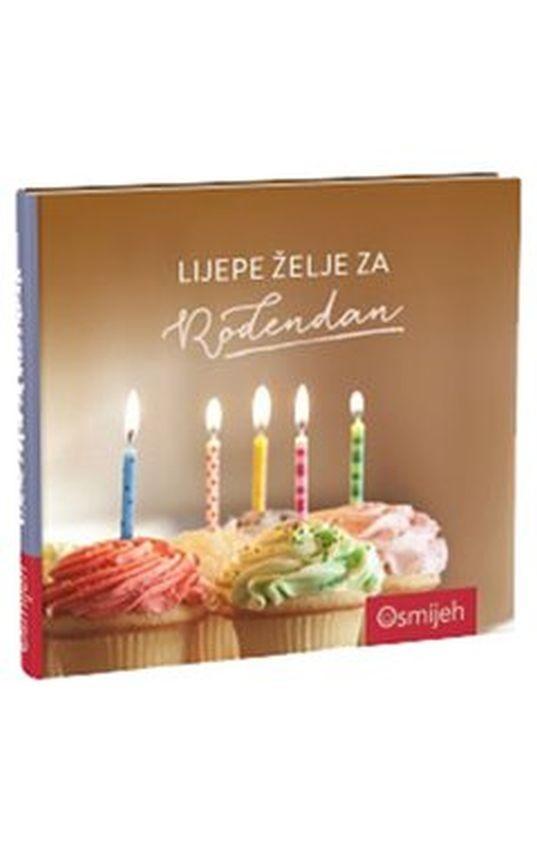 Dar knjiga – Lijepe želje za rođendan