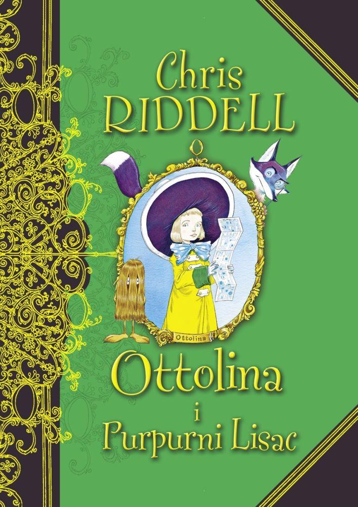 Ottolina i Purpurni Lisac