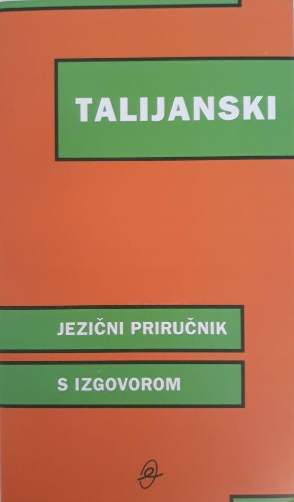 Talijanski - jezični priručnik s izgovorom