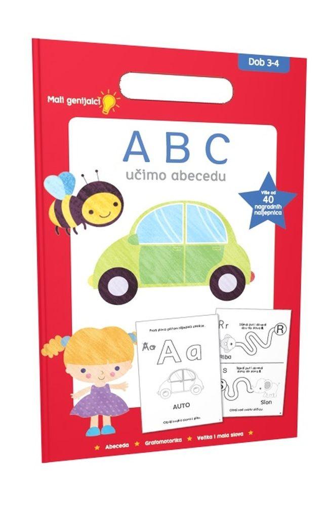 Mali genijalci - ABC - učimo abecedu