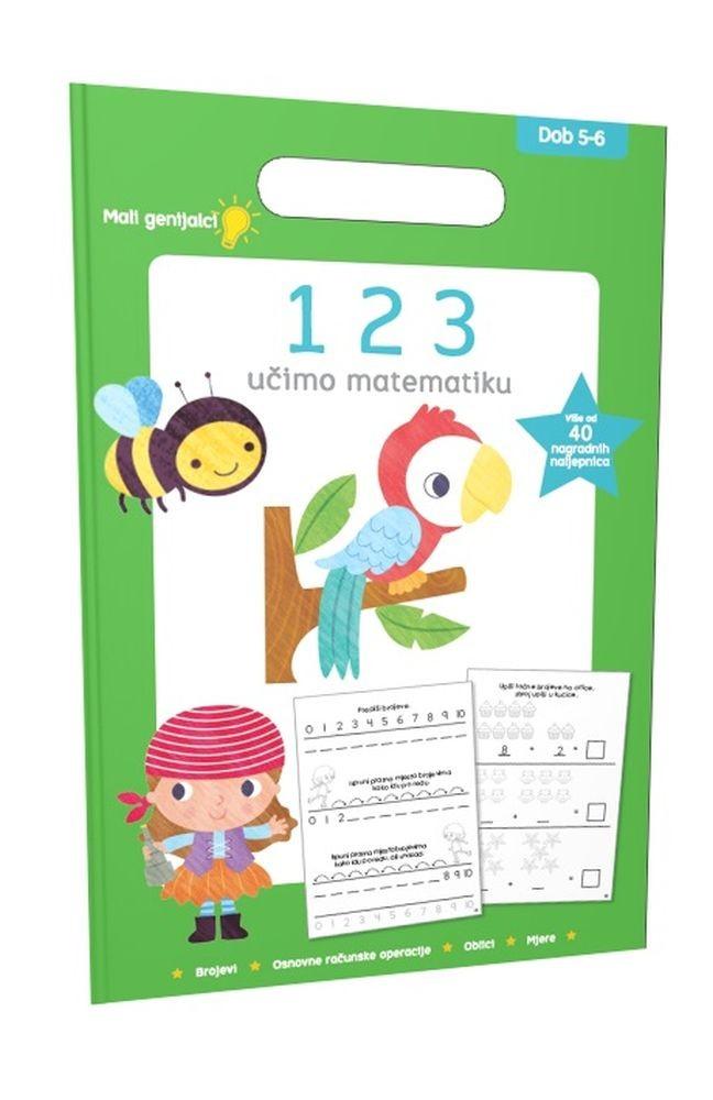 Mali genijalci - 123 - učimo matematiku