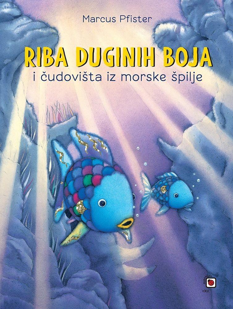 Riba duginih boja i čudovišta iz morske špilje