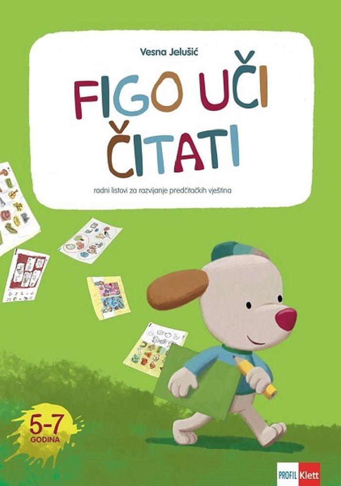 Figo uči čitati, radni listovi