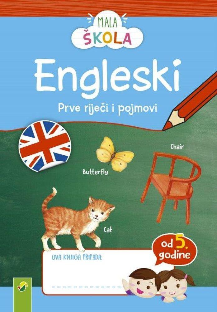 Engleski – mala škola