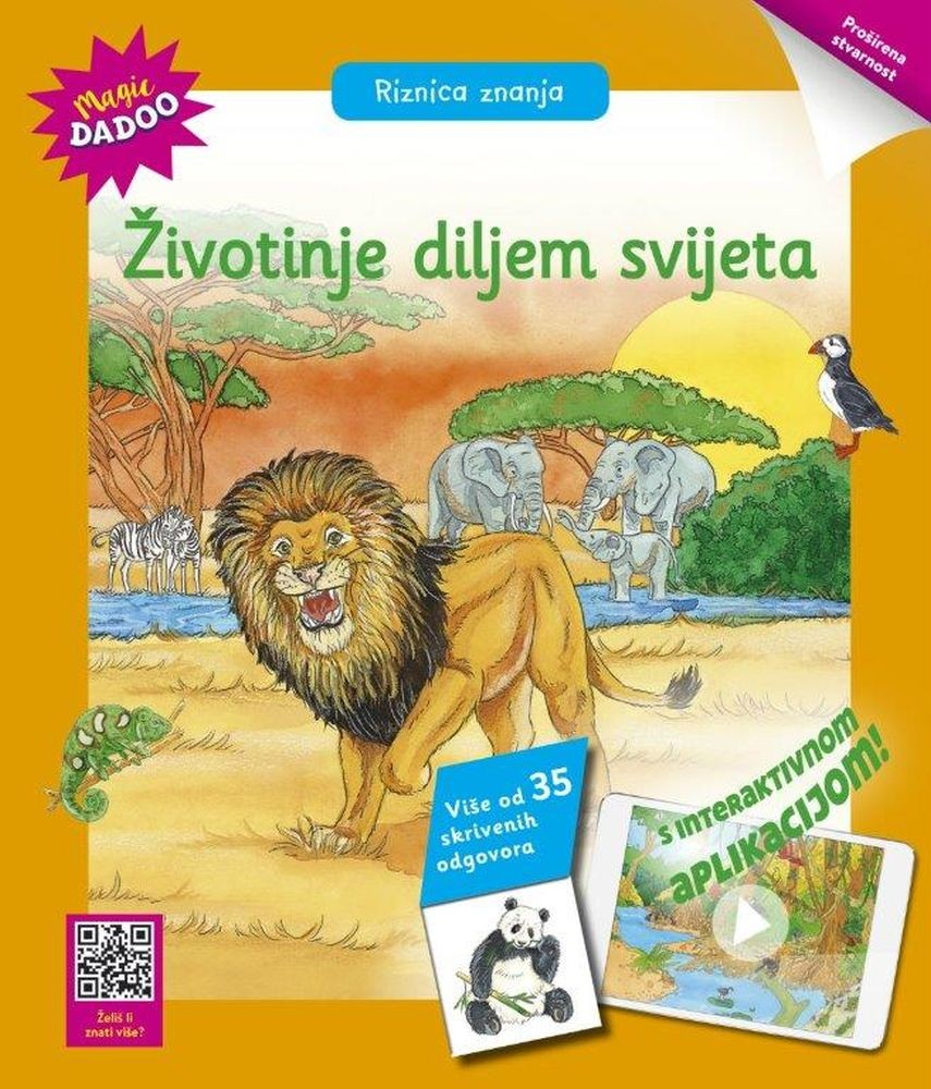Životinje diljem svijeta – riznica znanja