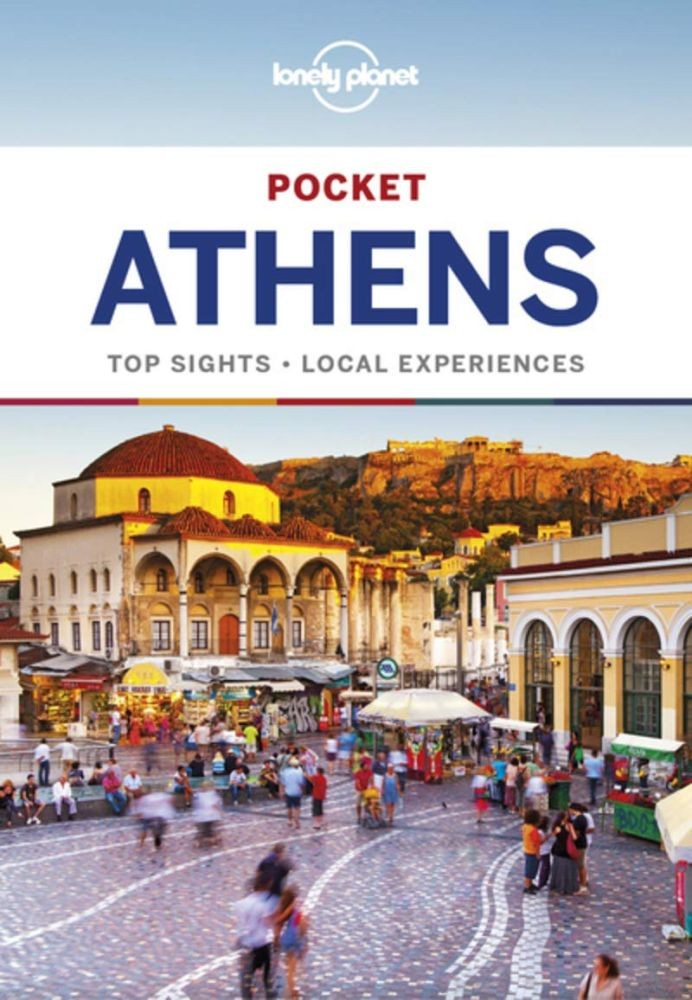 Athens - Lonely Planet Pocket Travel Guide
