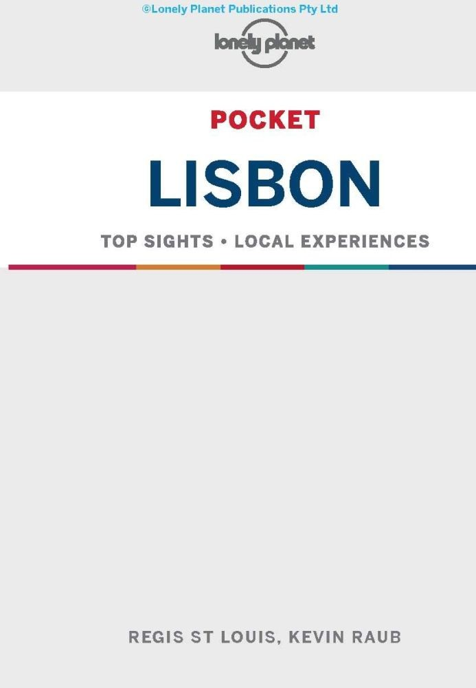 Lisbon - Lonely planet