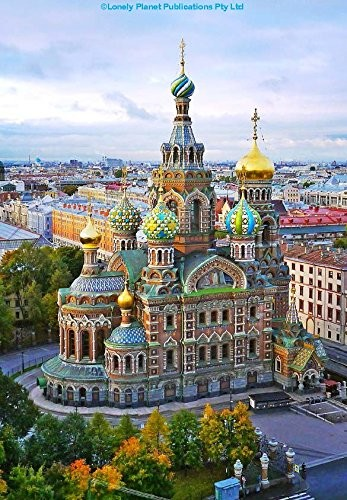 Moscow & St. Petersburg- Lonely planet