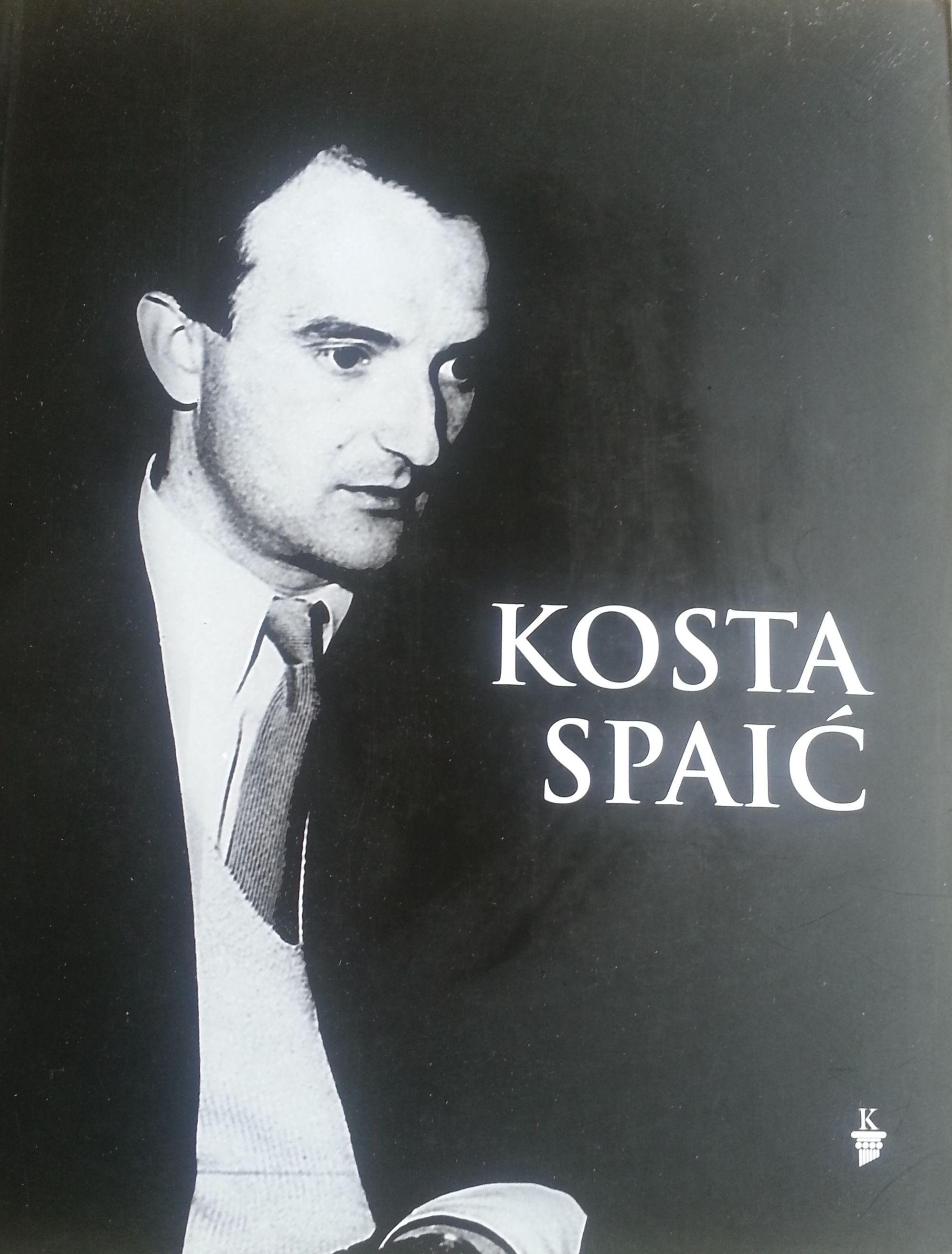 Kosta Spaić
