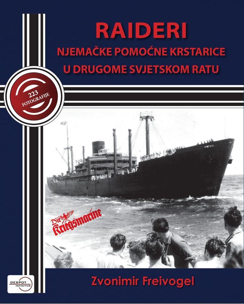 Raideri – Njemačke pomoćne krstarice u Drugome svjetskom ratu