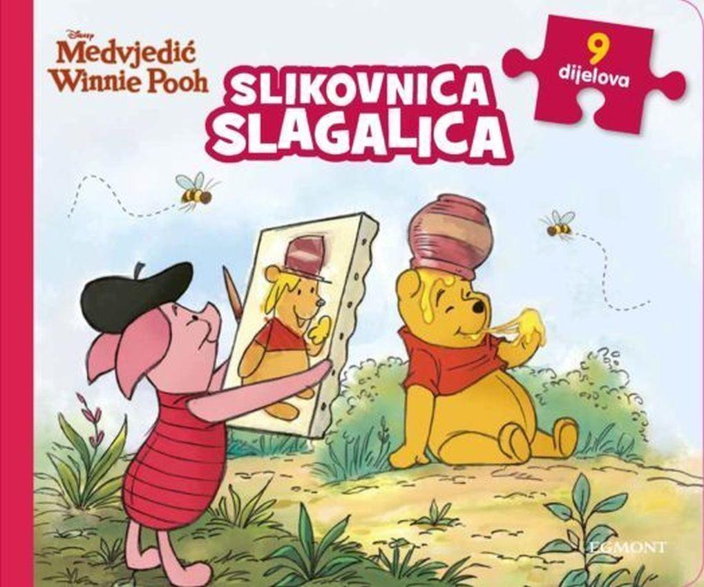 Slikovnica slagalica - Winnie Pooh