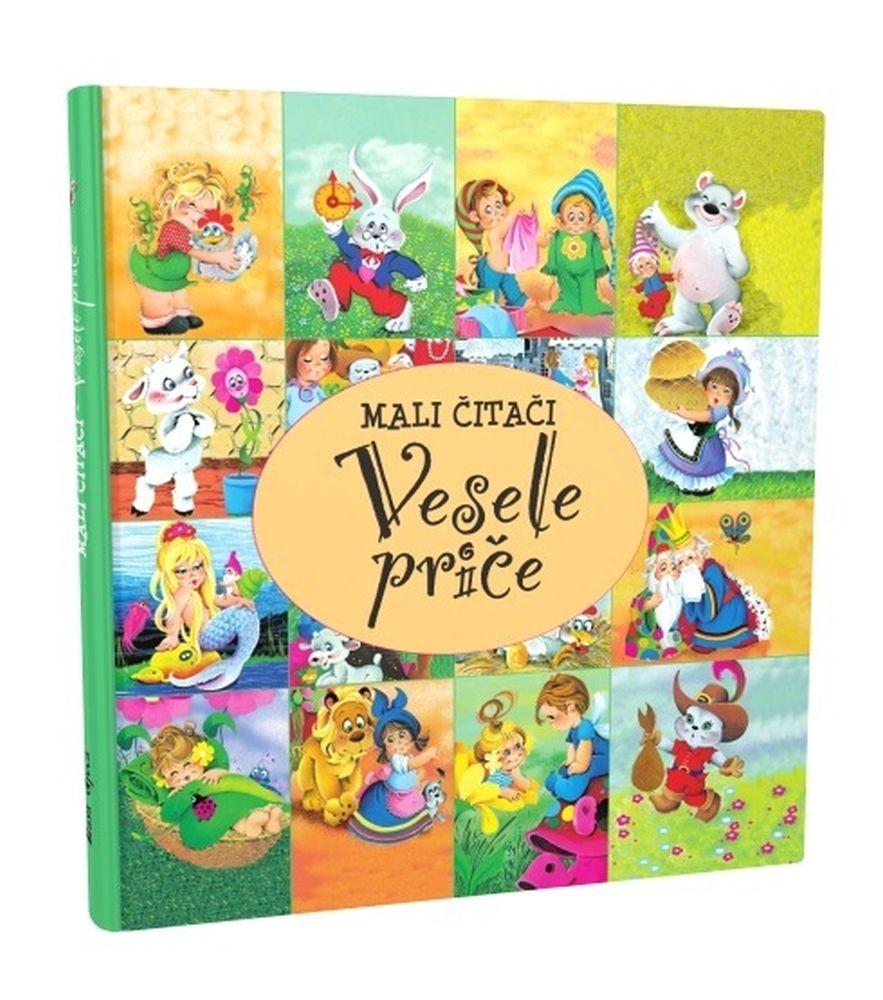 Mali čitači - Vesele priče